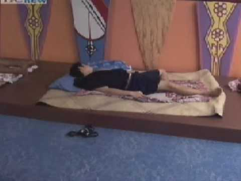 horny ivan sleeping in pinoy big brother semi jakol