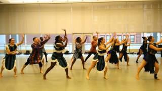 West African Dance- Sinte