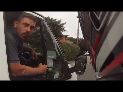 Stupid, Crazy & Angry People Vs Bikers 2016 | Road Rage [Ep.#34]