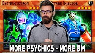 More Psychics, More BM!   YuGiOh Duel Links Mobile & Steam w/ ShadyPenguinn