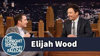 Jimmy Freaks Out Over Elijah Wood
