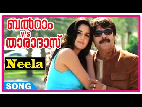 Xxx Mp4 Balram Vs Tharadas Movie Songs Neela Thadangalo Song Mammootty Katrina Kaif KJ Yesudas 3gp Sex