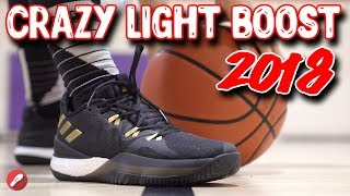 Adidas CrazyLight Boost 2018 Performance Overview!