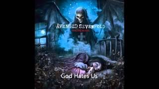 Avenged Sevenfold - Nightmare (Full Album Stream) HQ