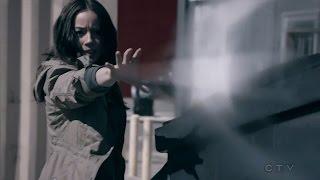 Daisy Johnson/Quake - Agents of S.H.I.E.L.D - All Scenes Using her Powers on Season 4