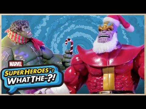 Holiday Spectacular 2014 - Marvel Super Heroes: What The--?! Ep 38