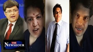 Tanmay Bhat Gone Too Far with His MOCKING Video?: The Newshour Debate (30th May 2016)