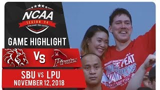 NCAA 94 MB: Robert Bolick celebrates with Aby Marano, family after three-peat | Game Highlights