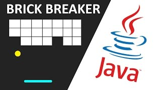 Java Game Programming - Develop a Brick Breaker Game