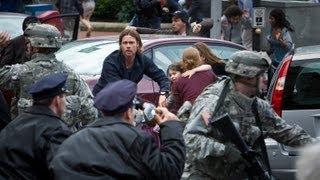 WORLD WAR Z avec Brad Pitt - Premier trailer VF