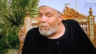 الحلقة الثالثة عشر من برنامج احاديث قدسية / لفضيلة الشيخ محمد متولي الشعراوي