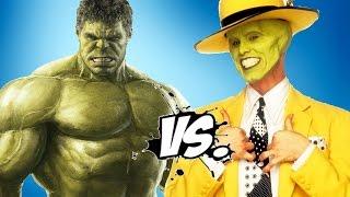 Hulk Vs The Mask - Epic Battle