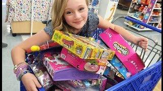MEGA toy haul from TOYS R US.Pokemon, tsum tsums, giant candy, shoppies, twozies and so much more