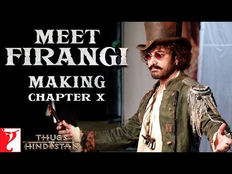Xxx Mp4 Meet Firangi Making Of Thugs Of Hindostan Chapter 10 Amitabh Bachchan Aamir Khan 3gp Sex