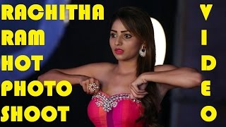 Rachita Ram Hot Photoshoot Till Date