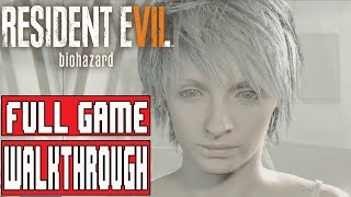 RESIDENT EVIL 7 End of Zoe Gameplay Walkthrough Full Game (Xbox One X) No Commentary