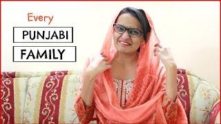 Every Punjabi Family Dinner | Funny Video