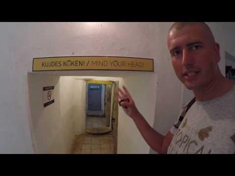 BUNK'ART: Секретный бункер Энвера Ходжи в Тиране, Албания