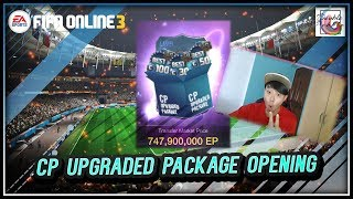 ~ Good or Not? ~ CP Upgraded Package Opening - FIFA ONLINE 3 (ENGLISH)