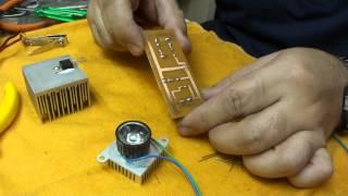 Dicas de soldar componentes em circuito impresso!!