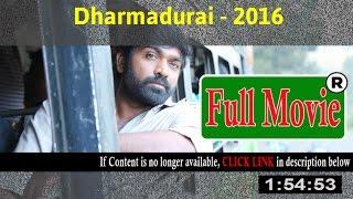 Dharmadurai 2016 - Full HD Movie ON-Line