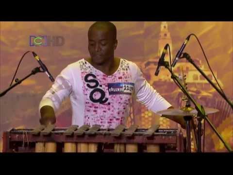 Colombia Tiene Talento Carlos Balanta El hombre orquesta
