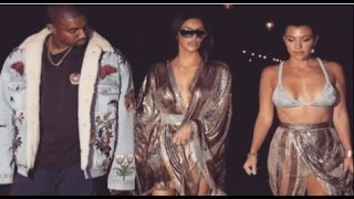 Kim Kardashian Robbed at Gunpoint | Kanye Stops Show