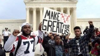 How will Trump counter Inauguration Day protests?