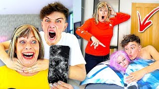 Who can Pull the MOST PRANKS in 24 Hours - Challenge