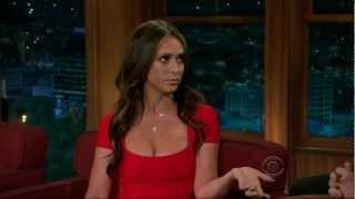 Jennifer Love Hewitt red hot interview