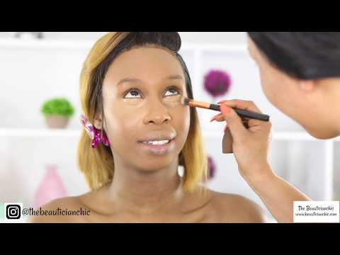 Xxx Mp4 BASIC TO BOMBSHELL CLIENT HAIR AND MAKEUP TRANSFORMATION POWER OF MAKEUP 2 3gp Sex