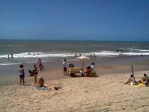 Praia de Guriri em São Mateus ES