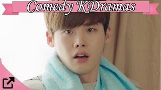 Top 10 Comedy KDramas 2017 (All The Time)