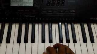 Baaton Ko Teri - All Is Well - Piano Tutorial By
