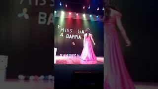 Evellyn Barcelli Miss Gay Barra Do Ceara 2018