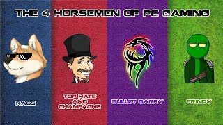 The 4 Horsemen Of PC Gaming Podcast #6