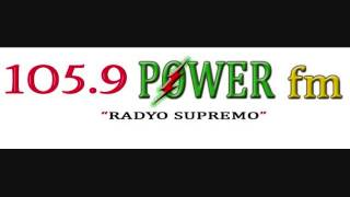 105 9 POWER FM STINGERS AND BREAKERS