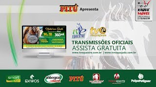 9º Congresso & Derby Brasileiro de Vaquejada ABQM