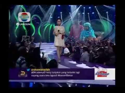 Xxx Mp4 Lesti Si Kecil Rita Sugiarto Konser Final 8 Besar DAcademy Indonesia 3gp Sex