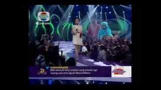 Lesti - Si Kecil (Rita Sugiarto) - Konser Final 8 Besar - DAcademy Indonesia