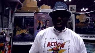 New York Comic Con 2012 Interview: Vlane Carter of Action Burger