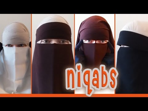 Niqab, How Does It Work? | THE BASICS, how to wear the niqab