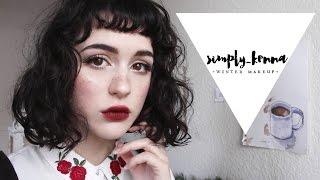 Winter Makeup //