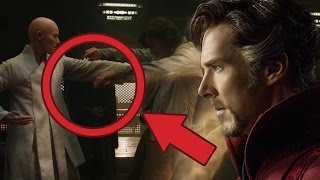 All Easter Eggs and Secrets in the First Doctor Strange Trailer