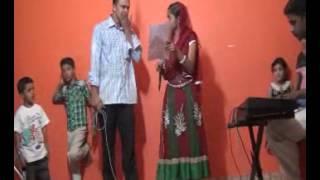 Nujoom Chunkappara & Nadhiya Nasar  ...Tharaapadam Chethoharam