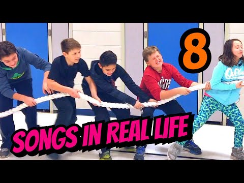 Songs in Real Life Part 8
