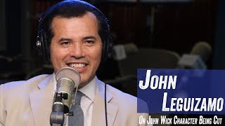 John Leguizamo On John Wick Character Being Cut - Jim Norton & Sam Roberts