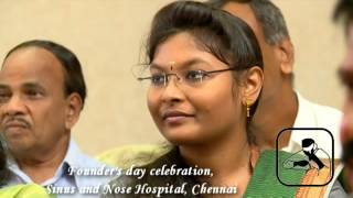 Suki Sivam - Manithanum Deivamakalam- Sinus and Nose Hospital, Founder's day
