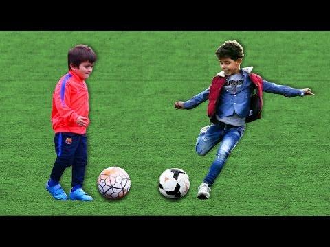 10 Footballer's Kids: Can You Match Them up?   Ft. Ronaldo, Messi, Neymar