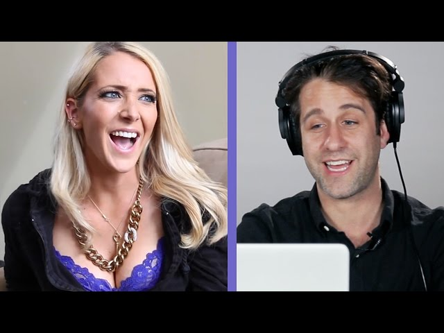 People Watch Jenna Marbles For The First Time